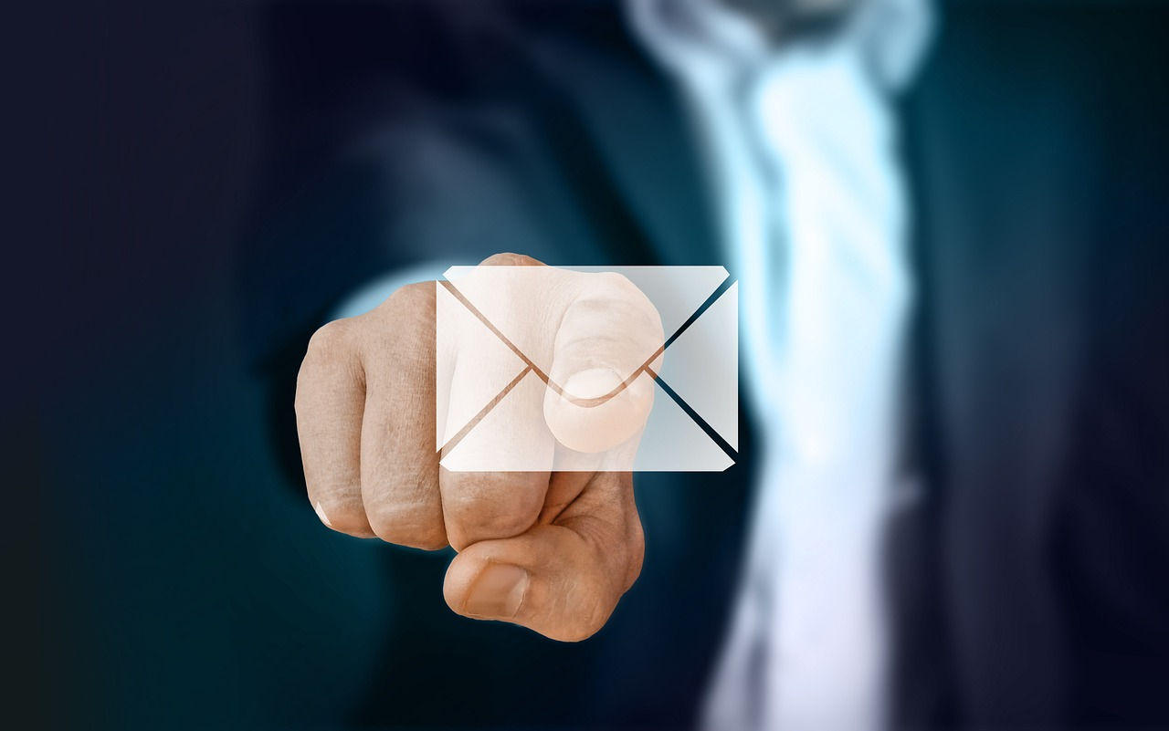 A professional Email address is what you need to head start your business